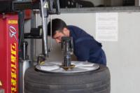 equilibratura pneumatici