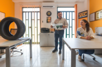 vendita pneumatici campo