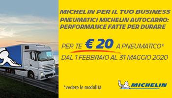 Michelin Autocarro Campo Pneumatici