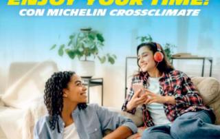 Michelin Promo Crossclimate