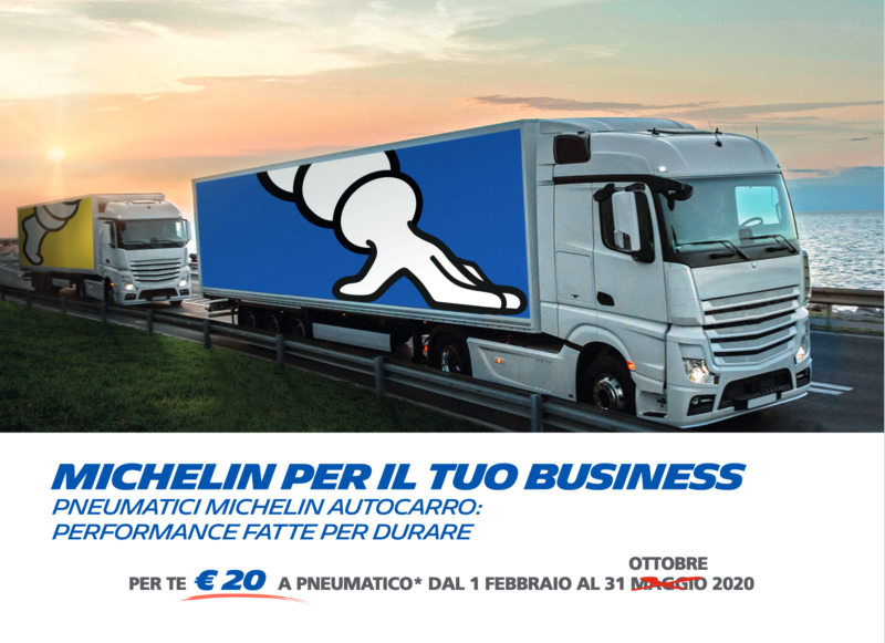 Michelin Promo Ragusa