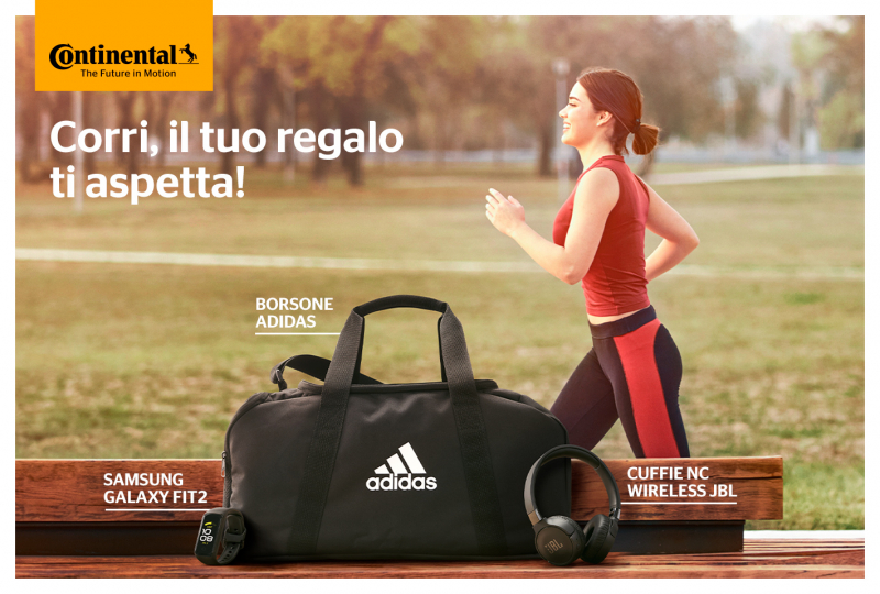 "PROMO Continental vettura ""road to summer"""